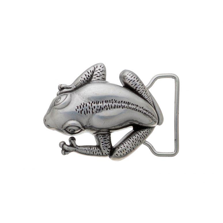 Frog-English-Silver