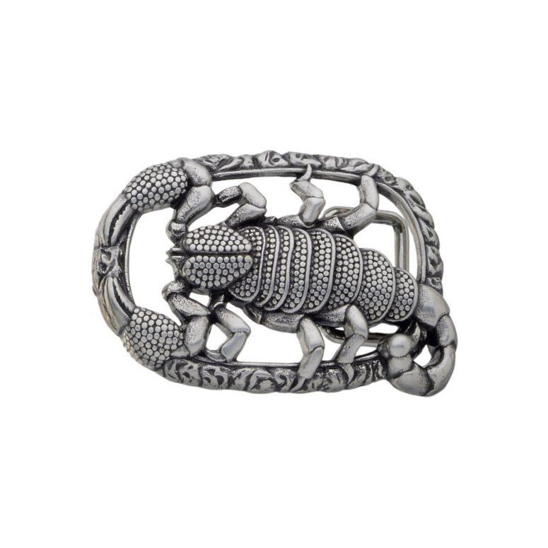Scorpion-English-Silver